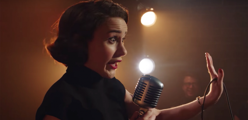 The First Trailer for 'The Marvelous Mrs. Maisel' Season 2 Is Finally Here