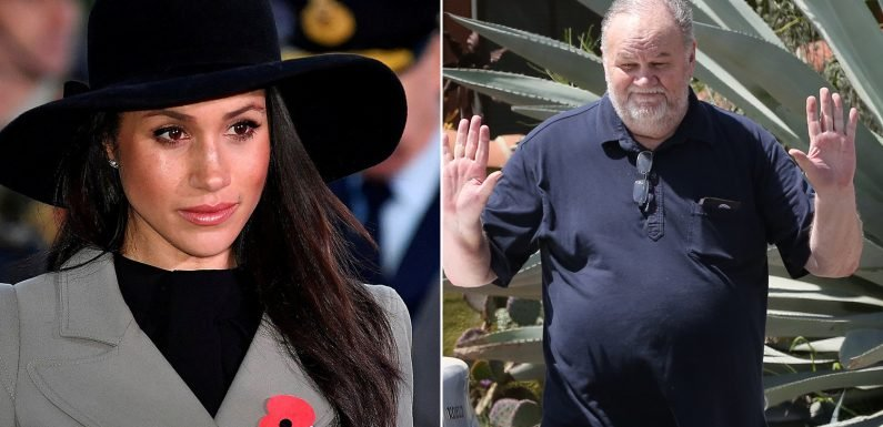 Meghan Markle's father now launching a clothing line