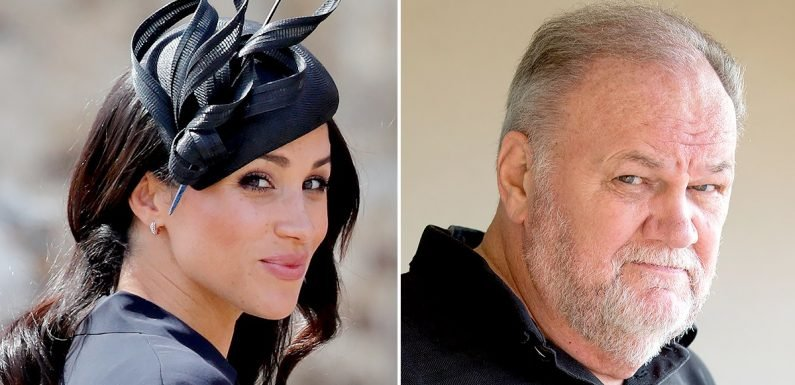 Duchess Meghan's Dad Says the Royal Family Is a 'Cult' Like Scientology