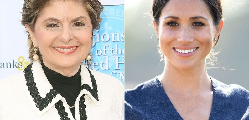 Gloria Allred Shares Her Powerful Connection to 'Action-Oriented' Meghan Markle