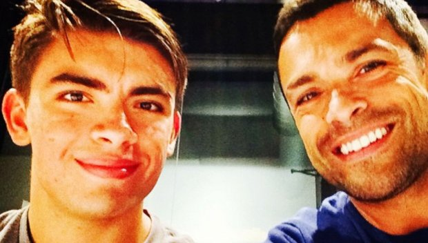 Michael Consuelos: 5 Things On Kelly & Mark's Hunky Son, 21, Who Will Star On 'Riverdale'