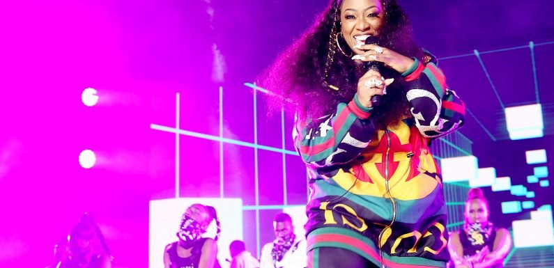 Missy Elliott's 'Funky White Sister' Gets Down to 'Work It' — and the Rapper Loves It