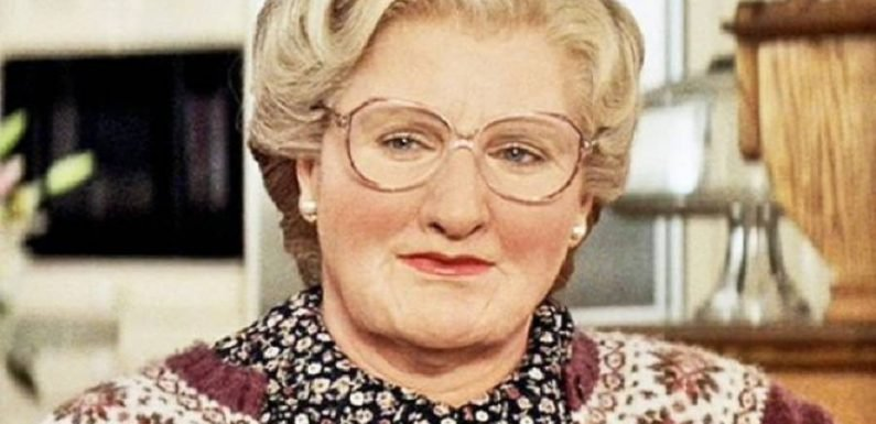 The 'Mrs. Doubtfire' Musical Is Still Happening, Gets New Creative Team