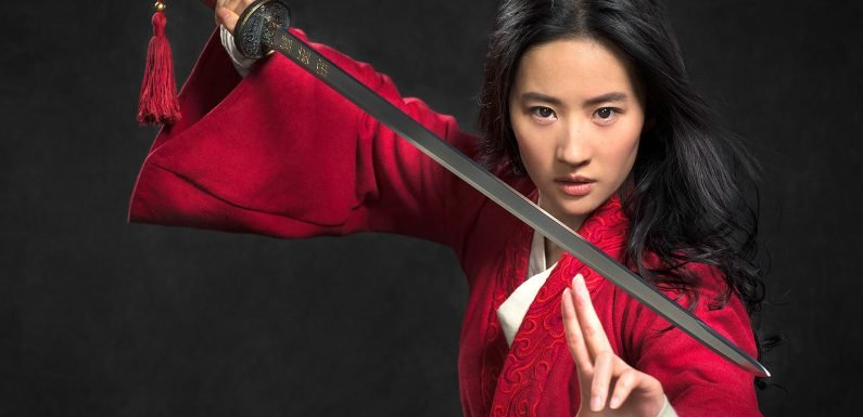 First Look! See the Actress Playing Mulan in Disney's Live-Action Remake