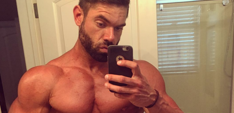 Muscular model allegedly tried to kill roommate over sexual advances