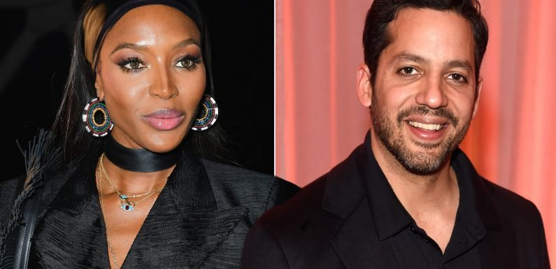 Are Naomi Campbell and David Blaine dating?