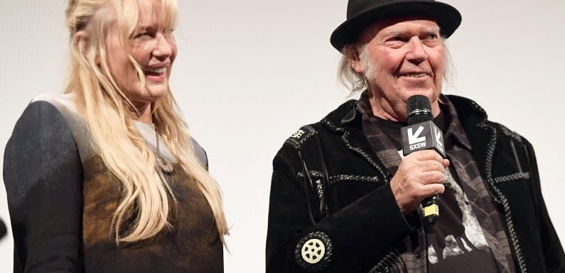 Did Daryl Hannah and Neil Young Get Secretly Married? Cryptic Messages Fuel Rumors