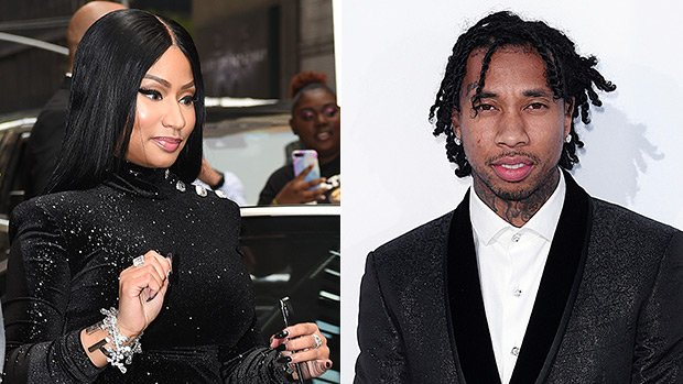 Nicki Minaj Accidentally Exposes Tyga's Hairline Transplant Amidst Feud With Safaree
