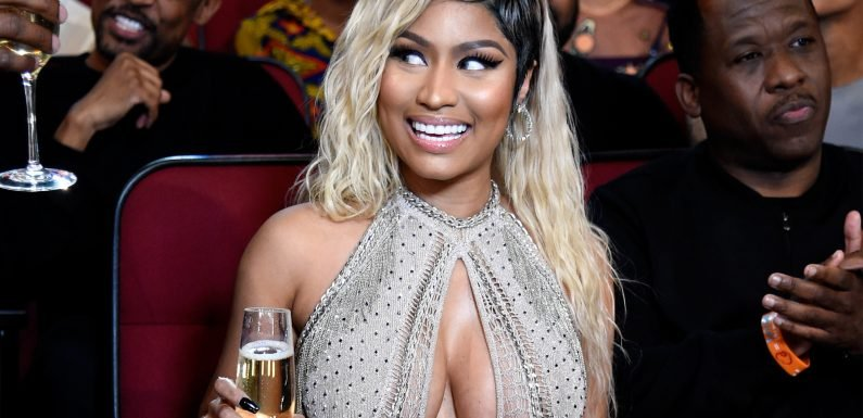 Nicki Minaj finished album just hours before launching radio show