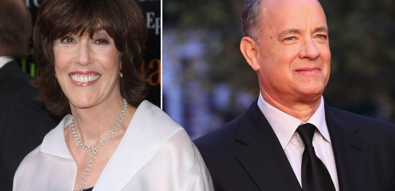 Nora Ephron wanted Tom Hanks to run for president