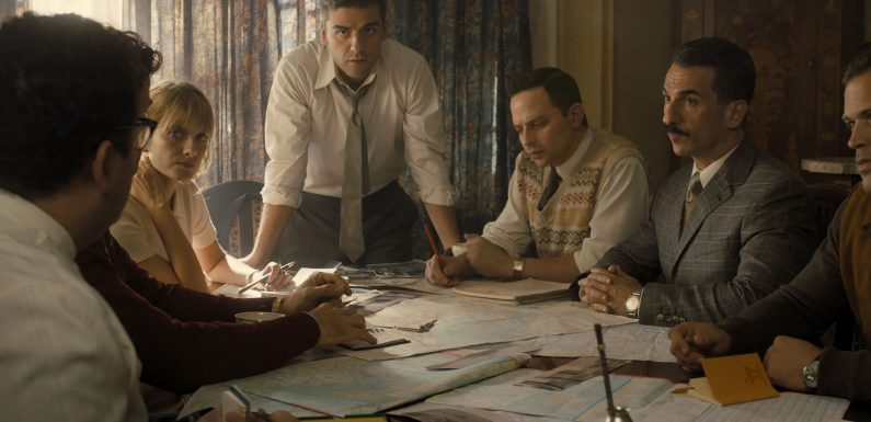 'Operation Finale' Review: Oscar Isaac Hunts Nazis in True-Story Thriller