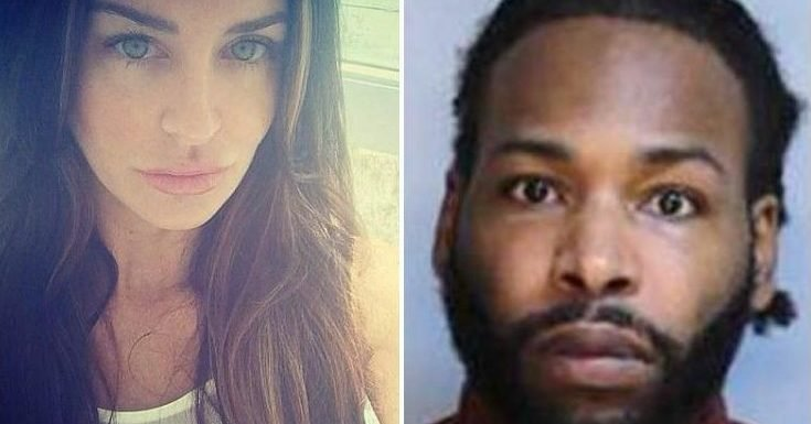Man arrested and charged after Playboy model Christina Carlin-Kraft found strangled to death in Philadelphia apartment