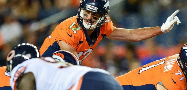 It's getting really ugly between Broncos fans and once-prized QB