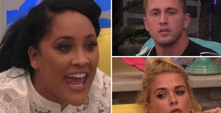 CBB's Natalie Nunn erupts in anger and shocks housemates with furious rant after Gabby Allen tells her Dan Osborne is married but he says he's single