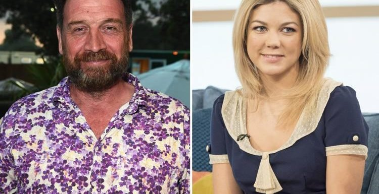 Nick Knowles puts feud with ex wife Jessica and her new boyfriend Will behind him as they all celebrate his son's 4th birthday together