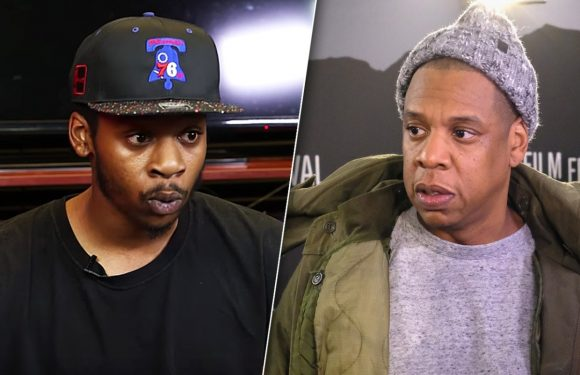 Jay Z's Alleged Love Child Rymir Slams Rapper In Shocking New Diss Track