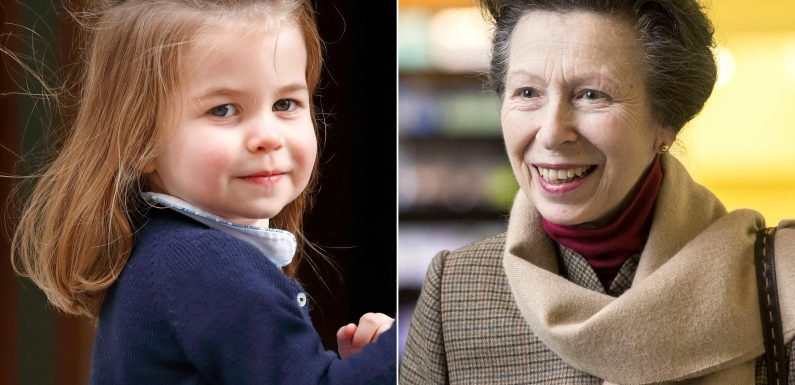 Will Princess Charlotte Inherit the Title of Princess Royal from Princess Anne?