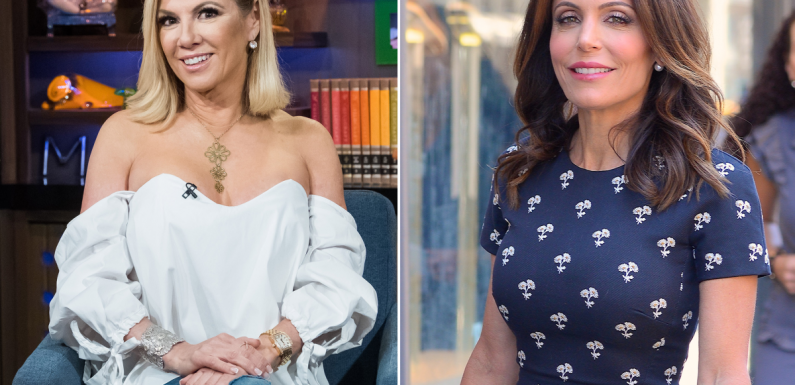 Ramona Singer thinks Bethenny was 'opportunistic' at Bobby Zarin's funeral
