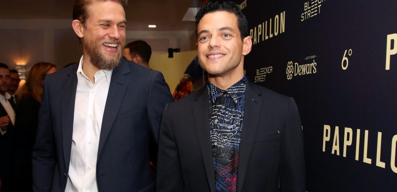'Papillon': Charlie Hunnam and Rami Malek's New Drama Is 'Somewhat of a Love Story'