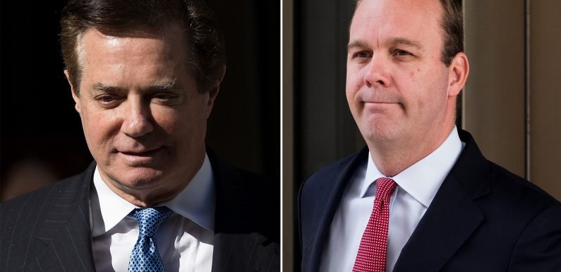 Manafort defense: Rick Gates is a liar and the feds proved nothing