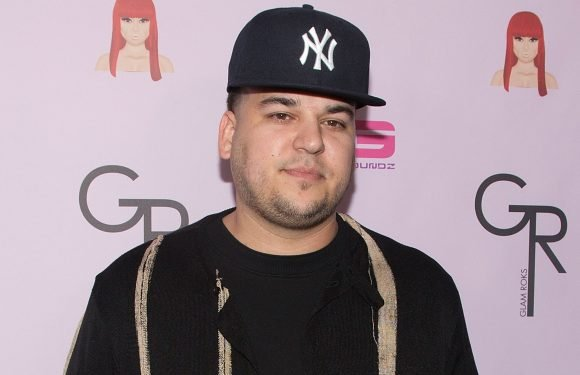Rob Kardashian in legal drama with Blac Chyna's ex-boyfriend