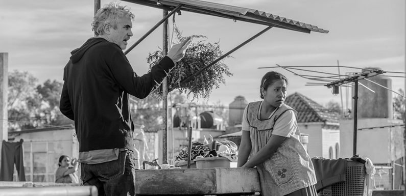 Netflix May Give Alfonso Cuaron's 'Roma' and Other Major Movies a Theatrical Release