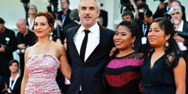 Alfonso Cuaron's 'Roma' Met With Emotional Welcome At Standing-O Premiere – Venice