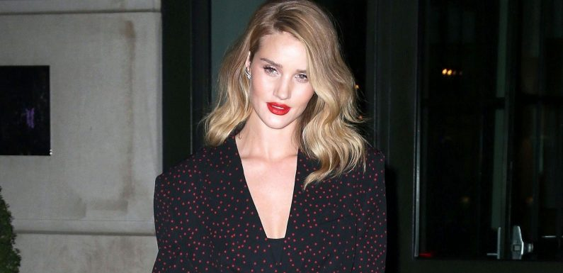 Rosie Huntington-Whiteley's Most Inspiring Style Moments