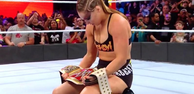 What's next for Ronda Rousey after dominant SummerSlam