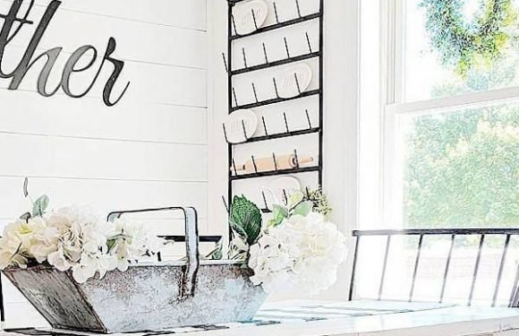 14 Farmhouse Finds to Decorate Your Small Space