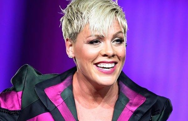 Pink Makes Stage Comeback After Illness With Celeb Pals' Support