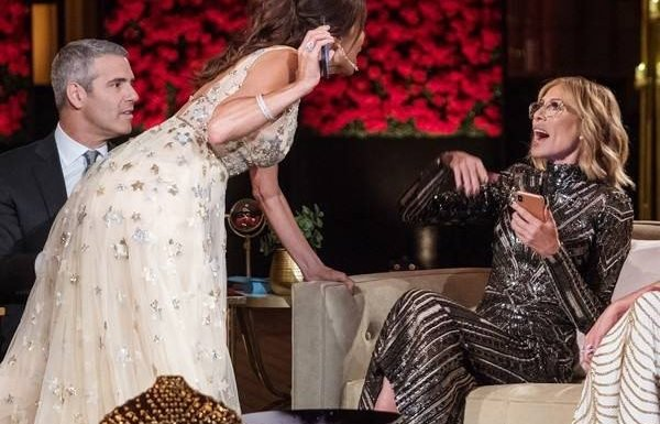 Bethenny and Carole's RHONY Fight Is Out of Control