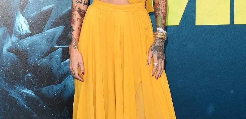 The Meg's Ruby Rose Says She's 'All for Co-Existing with Sharks': 'We Don't Deserve the Ocean'