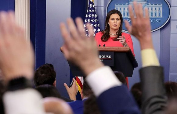 Sarah Huckabee Apologizes For False Statement On Donald Trump's Impact On Jobs For Black Americans
