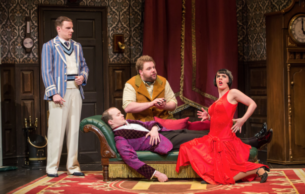 'The Play That Goes Wrong' Recoups $4M Broadway Investment