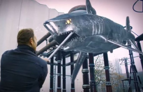 'Sharknado 6' Trailer: This Time They're History — No, Really