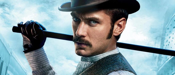 Jude Law Provides Some Clues About 'Sherlock Holmes 3'