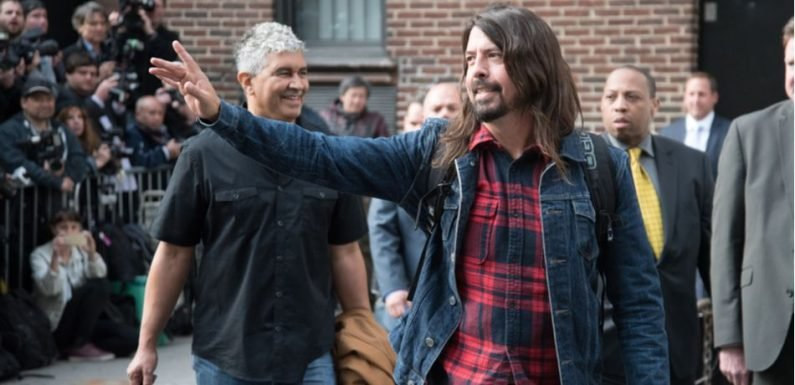 Five Times Dave Grohl Was The Coolest Dude In Rock 'N' Roll