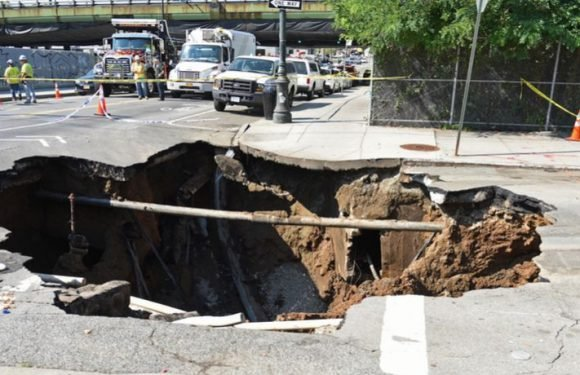 Why Are There So Many Sinkholes Lately, And What Causes Them?