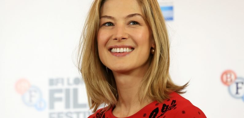 Rosamund Pike Remembers the Time She Refused to Strip During Audition for Bond Film 'Die Another Day'