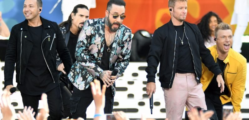 Backstreet Boys Cancel Oklahoma Concert After Storm Injures at Least 14 People