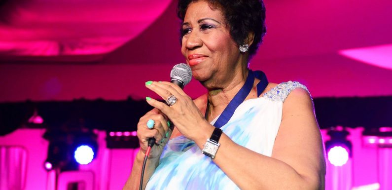 Hear Aretha Franklin Talk About Recording 'Respect'