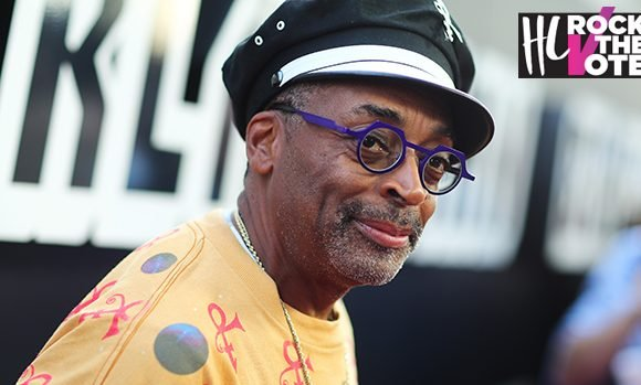 Spike Lee: The 'People Who Are In The White House Now' Are Why You Need To Vote