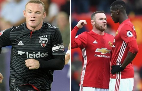 Manchester United legend Wayne Rooney tells Paul Pogba to hit top form and deliver Premier League title