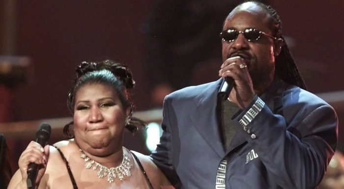 Stevie Wonder Chokes Up About Visiting Aretha Franklin on Her Deathbed: 'I Thought I Cried My Last Tear'