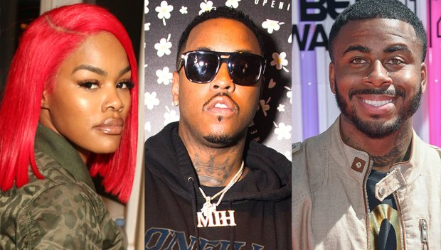 Teyana Taylor Wants To 'Fight' Jeremih & Sage The Gemini Claims She's Slapped Him Before: She 'Got Hands'