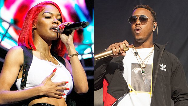 Teyana Taylor Intensifies Feud With Jeremih By Bringing His Ex Onstage After Kicking Him Off Tour