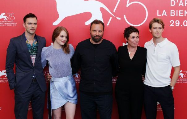 """Olivia Colman On 'The Favourite': It Was """"Awfully Fun Having Sex With Emma Stone"""" – Venice"""