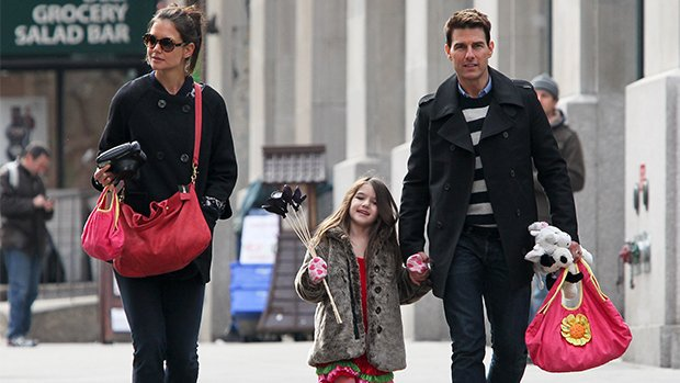 Suri Cruise Allegedly Wants To Be A Movie Star Like Her Parents — Will Dad Tom Help Her With Dream?