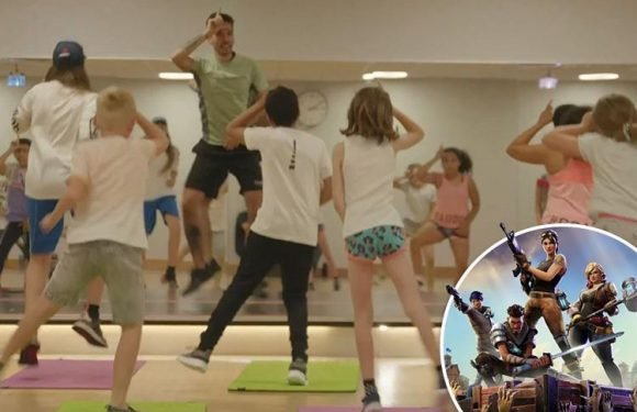 Are your kids obsessed with Fortnite? This video game-inspired dance class will get them moving